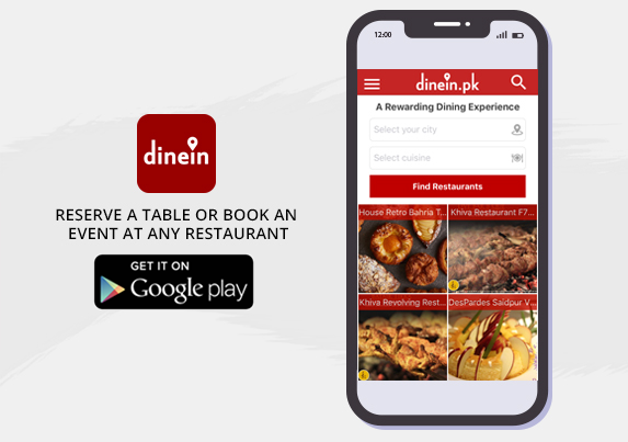 dinein android