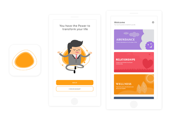 Meditation App Development Services