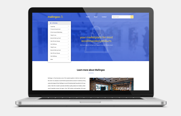 Mallingo Website